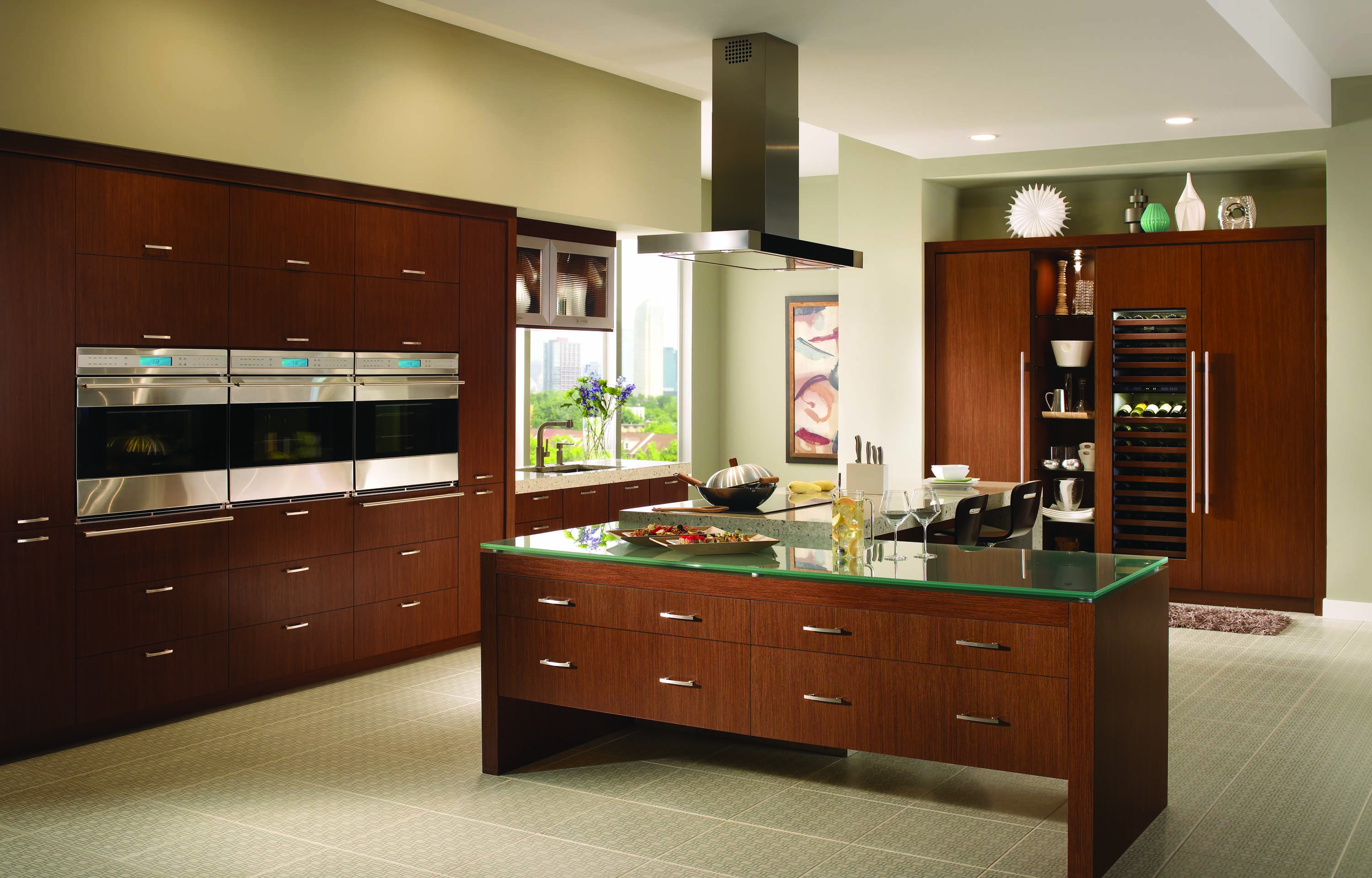Oc Kitchen And Flooring Kitchens New Horizon Cabinetry