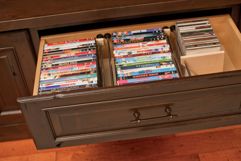 DVD Drawer