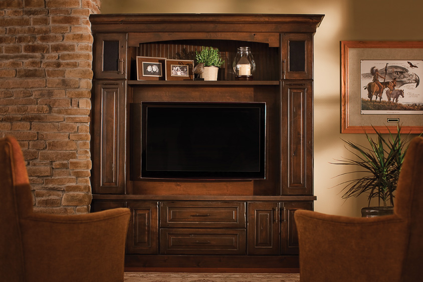 Entertainment Center_Dura
