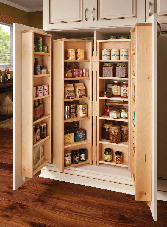Kitchen renovations kitchen pantry cabinets - Bathroom pantry cabinets ...