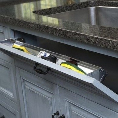 Kitchen Sink Warehouse : Kitchen Sink Cabinet Storage New Horizon Cabinetry